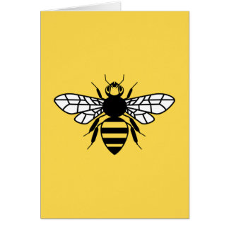 Manchester Bee Card