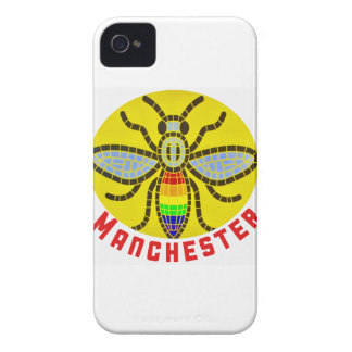 Manchester Bee iPhone 4 Cover