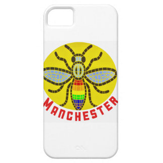 Manchester Bee iPhone 5 Case