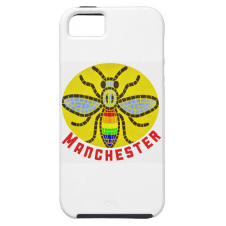 Manchester Bee iPhone 5 Cover