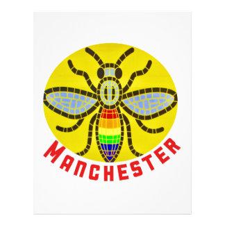 Manchester Bee Letterhead
