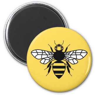 Manchester Bee Magnet