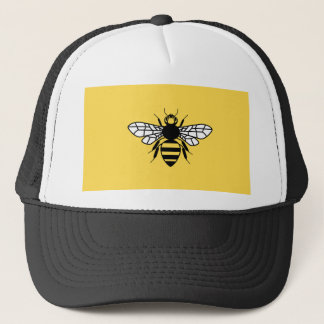 Manchester Bee Trucker Hat