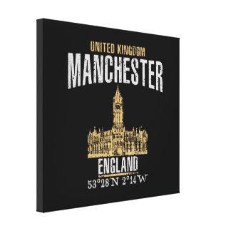 Manchester Canvas Print