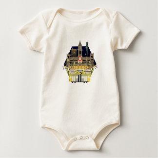 Manchester Christmas Markets Baby Bodysuit