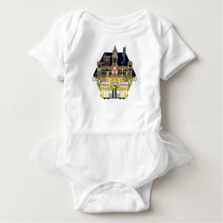 Manchester Christmas Markets Baby Bodysuit