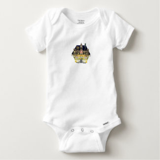 Manchester Christmas Markets Baby Onesie