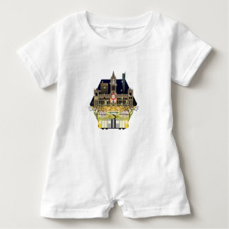 Manchester Christmas Markets Baby Romper