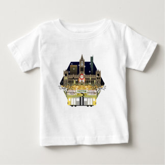 Manchester Christmas Markets Baby T-Shirt