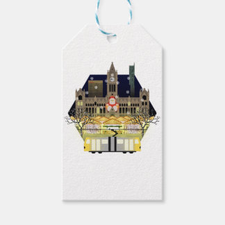 Manchester Christmas Markets Gift Tags