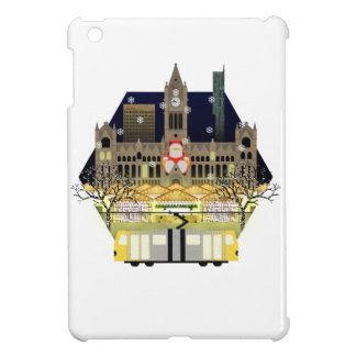 Manchester Christmas Markets iPad Mini Cover