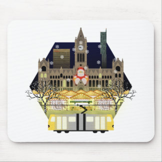 Manchester Christmas Markets Mouse Pad