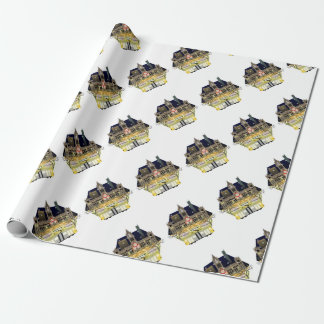 Manchester Christmas Markets Wrapping Paper