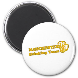 Manchester Drinking Team tee shirts Magnet