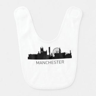 Manchester England Cityscape Bib