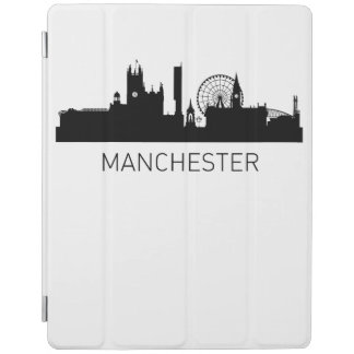 Manchester England Cityscape iPad Cover