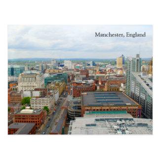 Manchester, England Postcard