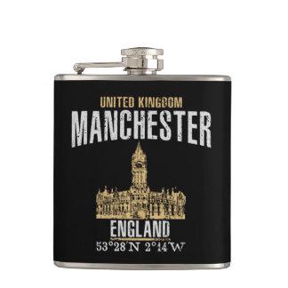 Manchester Hip Flask