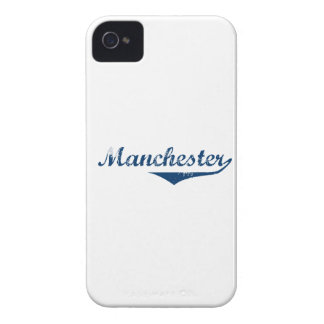 Manchester iPhone 4 Case-Mate Cases