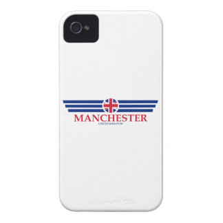 Manchester iPhone 4 Cover