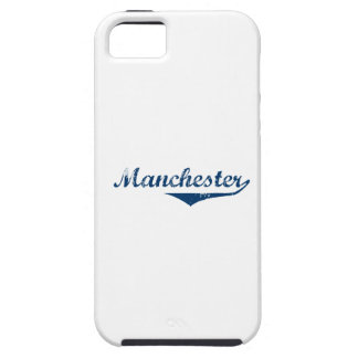 Manchester iPhone 5 Cover