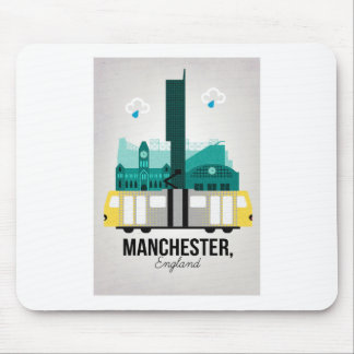 Manchester Mouse Pad