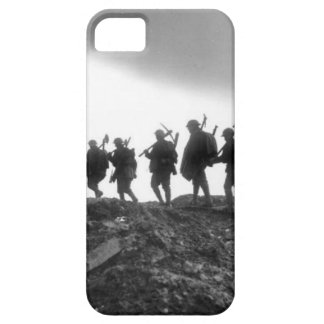 Manchester Regiment at Ancre iPhone 5 Case