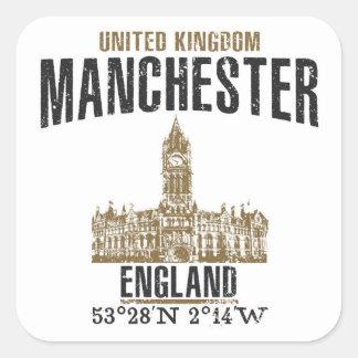 Manchester Square Sticker