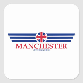 Manchester Square Sticker