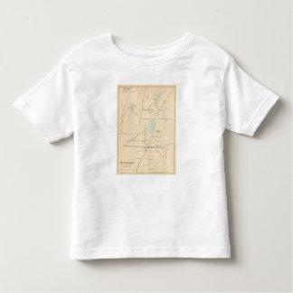 Manchester, Suffield, Broad Brook Toddler T-shirt