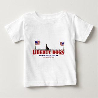 Manchester Terrier Baby T-Shirt
