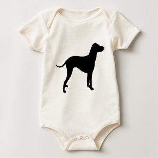 Manchester Terrier Gear Baby Bodysuit