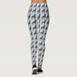 Manchester Terrier Patterned Leggings
