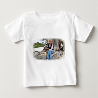 Manchester Terrier X - Jordan - Derr Baby T-Shirt