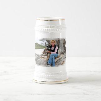 Manchester Terrier X - Jordan - Derr Beer Stein