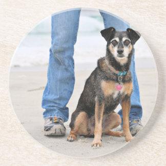 Manchester Terrier X - Jordan - Derr Drink Coaster