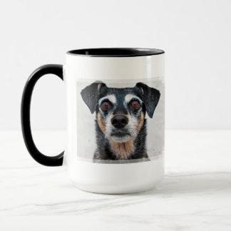 Manchester Terrier X - Jordan - Derr Mug