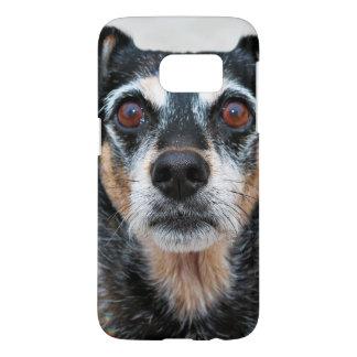 Manchester Terrier X - Jordan - Derr Samsung Galaxy S7 Case