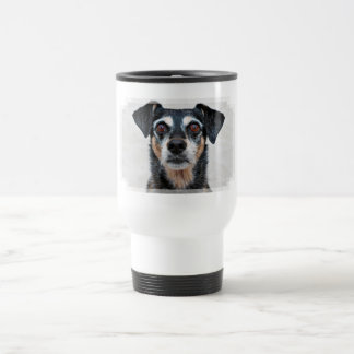 Manchester Terrier X - Jordan - Derr Travel Mug