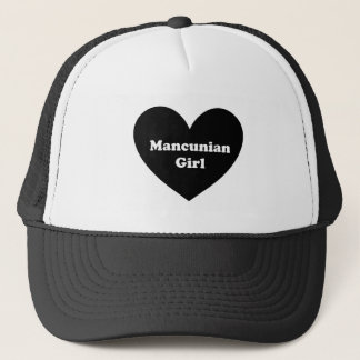 Mancunian Girl Trucker Hat