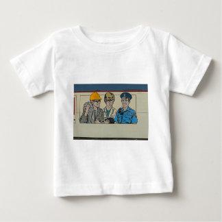 Mancys Mural Baby T-Shirt