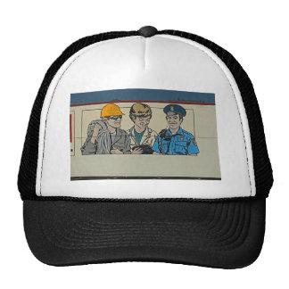 Mancys Mural Trucker Hat