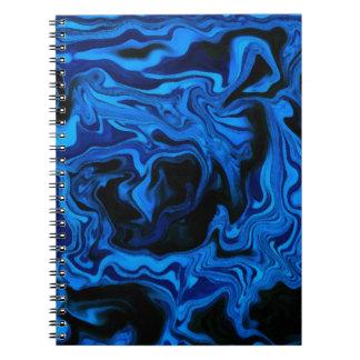 Manda2 Spiral Note Books