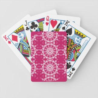 mandala223 bicycle playing cards