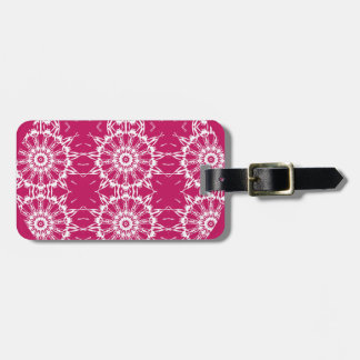 mandala223 luggage tag