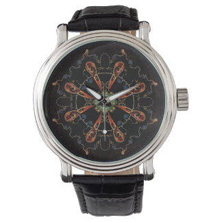 Mandala - 0013 - The Raven and the Sea and Stars P Watch
