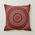 Mandala 019 throw pillow