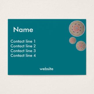 Mandala 1 Business Cards