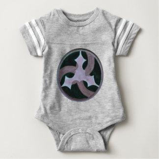 Mandala 503 baby bodysuit