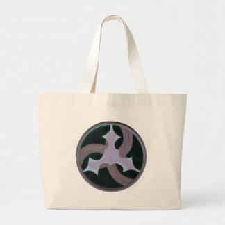Mandala 503 large tote bag